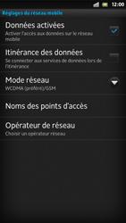 Sony LT26i Xperia S - Internet - Activer ou désactiver - Étape 6