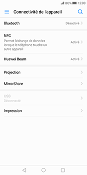 Huawei Mate 10 Pro - Bluetooth - connexion Bluetooth - Étape 6