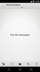 Sony C6903 Xperia Z1 - E-mail - Configuration manuelle - Étape 4