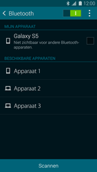 Samsung G900F Galaxy S5 - Bluetooth - headset, carkit verbinding - Stap 6