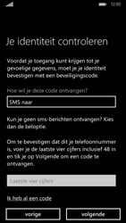 Nokia Lumia 830 4G (Type RM-984) - Applicaties - Account aanmaken - Stap 21