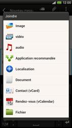 HTC S728e One X Plus - E-mail - envoyer un e-mail - Étape 9
