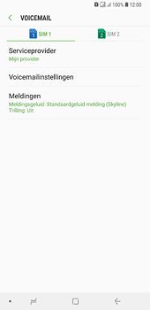 Samsung galaxy-a6-plus-sm-a605fn-ds - Voicemail - Handmatig instellen - Stap 7