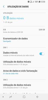 Samsung Galaxy A8 (2018) - Internet no telemóvel - Como ativar os dados móveis -  7