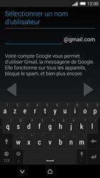 HTC Desire 820 - Premiers pas - Créer un compte - Étape 10
