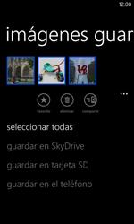Nokia Lumia 520 - Bluetooth - Transferir archivos a través de Bluetooth - Paso 9