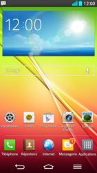 LG G2 - MMS - Configuration automatique - Étape 3