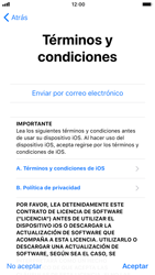 Apple iPhone 6s - iOS 11 - Primeros pasos - Activar el equipo - Paso 20