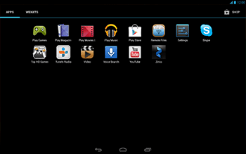 Acer Iconia Tab A3 - Internet - Manual configuration - Step 3