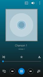 Samsung Galaxy S5 - Photos, vidéos, musique - Ecouter de la musique - Étape 6