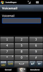 Samsung I8000 Omnia II - Voicemail - handmatig instellen - Stap 7