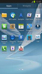 Samsung N7100 Galaxy Note II - Applicaties - Account aanmaken - Stap 3