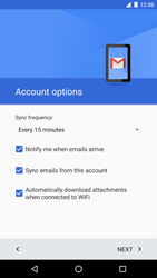 LG Google Nexus 5X - Email - Manual configuration - Step 24