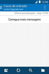 Samsung Galaxy Young II - Email - Configurar a conta de Email -  21