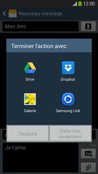 Samsung Galaxy Grand 2 4G - Contact, Appels, SMS/MMS - Envoyer un MMS - Étape 15