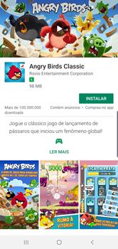 Samsung Galaxy S10 - Aplicativos - Como baixar aplicativos - Etapa 15