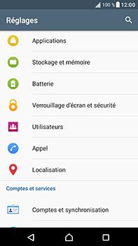 Sony Xperia XA1 Ultra - Sécuriser votre mobile - Personnaliser le code PIN de votre carte SIM - Étape 4