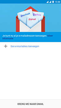 OnePlus 3 - Android Nougat - E-mail - handmatig instellen - Stap 5
