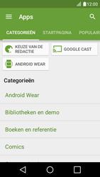 LG K4 - Applicaties - Downloaden - Stap 6