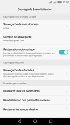 Huawei Y6 II - Device maintenance - Back up - Étape 13