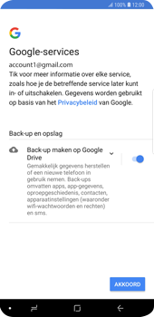 Samsung Galaxy S9 Plus (SM-G965F) - E-mail - 032a. Email wizard - Gmail - Stap 13