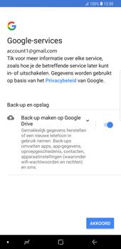Samsung Galaxy S9 Plus - E-mail - e-mail instellen (gmail) - Stap 12