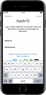 Apple iphone-6s-plus-met-ios-13-model-a1687 - Instellingen aanpassen - Back-up maken in je account - Stap 5
