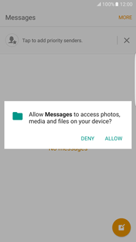 Samsung Galaxy S6 edge+ - Android M - Mms - Sending a picture message - Step 4