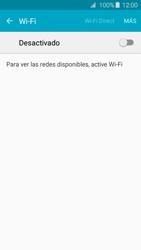 Samsung Galaxy A3 (2016) - WiFi - Conectarse a una red WiFi - Paso 5