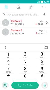 Asus Zenfone 3 - Chamadas - Como bloquear chamadas de um número específico - Etapa 5