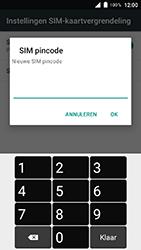 Doro 8035-model-dsb-0170 - Beveiliging en ouderlijk toezicht - Hoe wijzig ik mijn SIM PIN-code - Stap 10