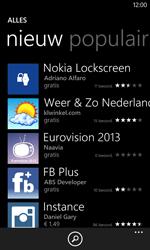 Nokia Lumia 520 - Applicaties - Downloaden - Stap 8