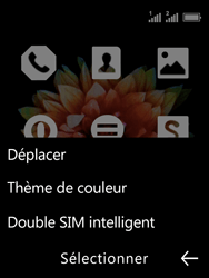 Nokia 3310 - Sécuriser votre mobile - Personnaliser le code PIN de votre carte SIM - Étape 4