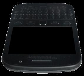 BlackBerry 9720 - Premiers pas - Découvrir les touches principales - Étape 12