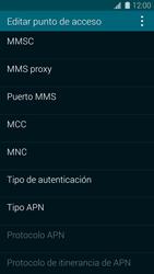 Samsung G900F Galaxy S5 - Internet - Configurar Internet - Paso 11