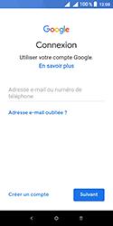 Alcatel 1 - Applications - Créer un compte - Étape 5