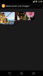 Sony Xperia Z1 - Mensajería - Escribir y enviar un mensaje multimedia - Paso 18