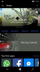 Microsoft Lumia 650 - Applications - Create an account - Step 20