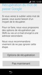 Sony Xpéria E3 - Premiers pas - Créer un compte - Étape 18