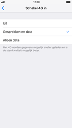 Apple iPhone 6 - iOS 12 - Bellen - bellen via 4G (VoLTE) - Stap 7