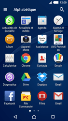 Sony Xperia M4 Aqua - E-mails - Ajouter ou modifier un compte e-mail - Étape 3