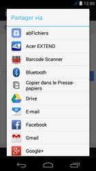 Acer Liquid Jade S - Internet - Navigation sur Internet - Étape 17