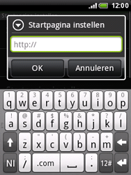 HTC A3333 Wildfire - Internet - buitenland - Stap 19