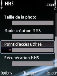Nokia E75 - Mms - Configuration manuelle - Étape 21