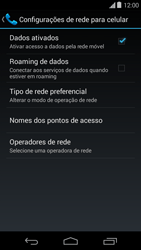 Motorola Moto E (1st Gen) (Kitkat) - Internet (APN) - Como configurar a internet do seu aparelho (APN Nextel) - Etapa 7