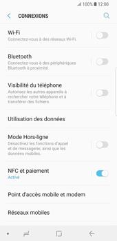 Samsung Galaxy S9 - Internet - Désactiver les données mobiles - Étape 5