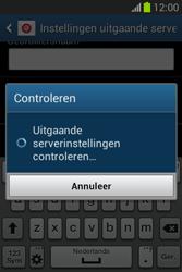 Samsung Galaxy Fame Lite (S6790) - E-mail - Account instellen (IMAP met SMTP-verificatie) - Stap 18