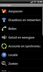 HTC A8181 Desire - WiFi - Handmatig instellen - Stap 4