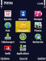 Nokia N86 - E-mail - Configuration manuelle - Étape 27