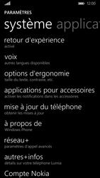 Nokia Lumia 830 - Réseau - Installation de mises à jour - Étape 5